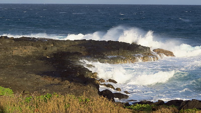 shoreline near the Point at Poipu