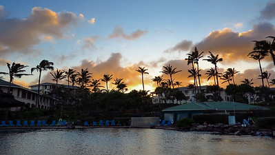 Point at Poipu pool