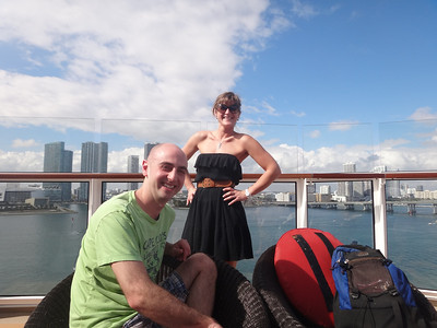 2013 Honeymoon Cruise with Friends