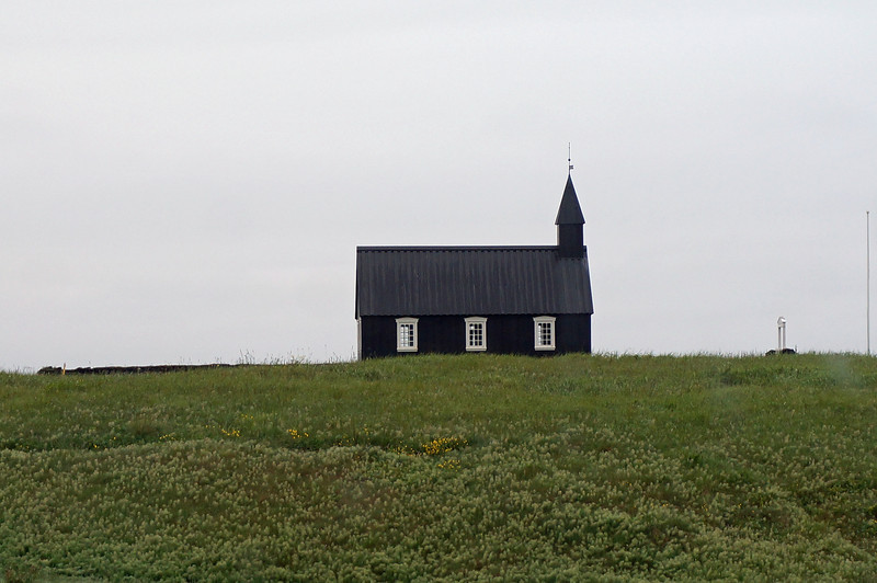 Church at Budir