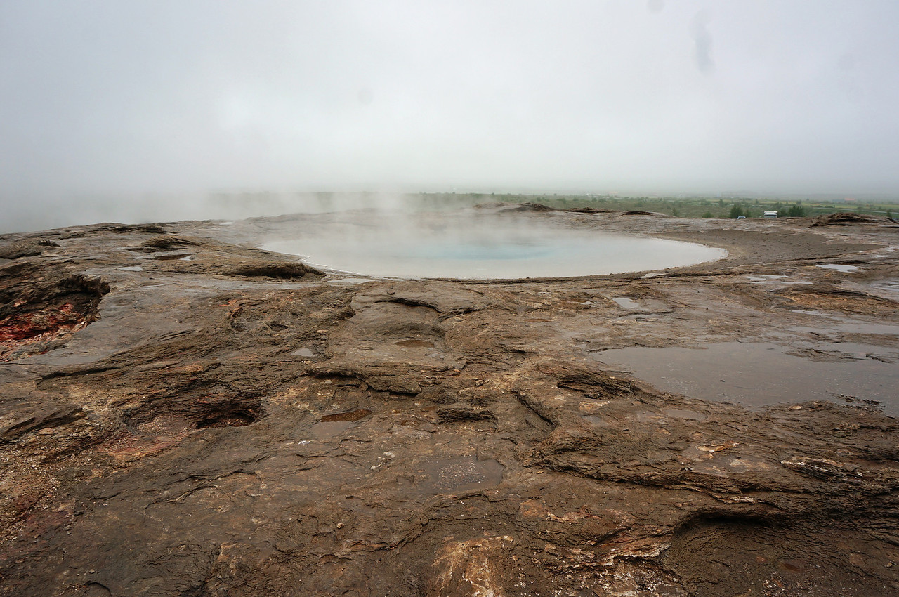 Geysir that gave name to geysers worldwide