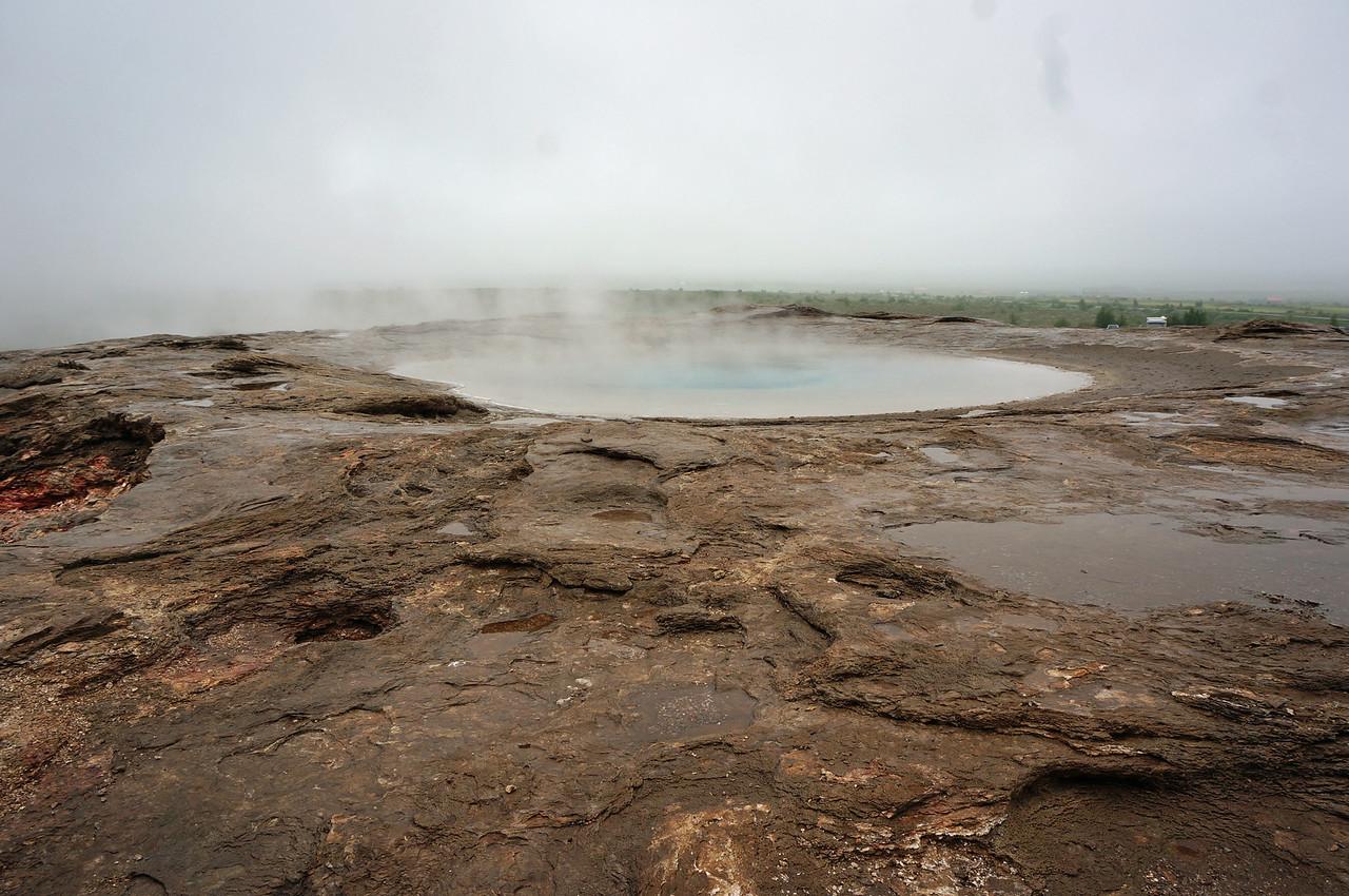 Geysir that gave name to geysers worldwide
