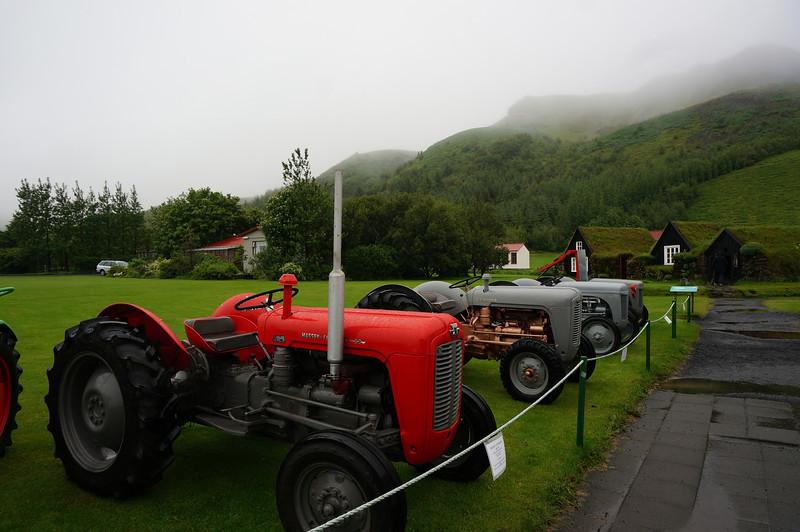 Skogar Folk Museum