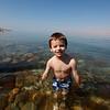 In the Dead Sea