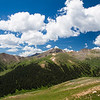 Independence Pass near Aspen Colorado