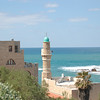 "Also known as Japho, Joppe, el-Qal'a, Tel Aviv, 'Yafa, Yafa el-'Atiqa, Yafo - meaning ""The Beautiful"".<br /> <br /> The biblical town of Joppa is today known as Jaffa, and is one of the oldest functioning harbors in the world. Today it harbors only small fishing boats.  This was the main port of the coast in Biblical times."