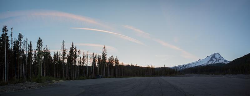 Mount Hood from Highway 35