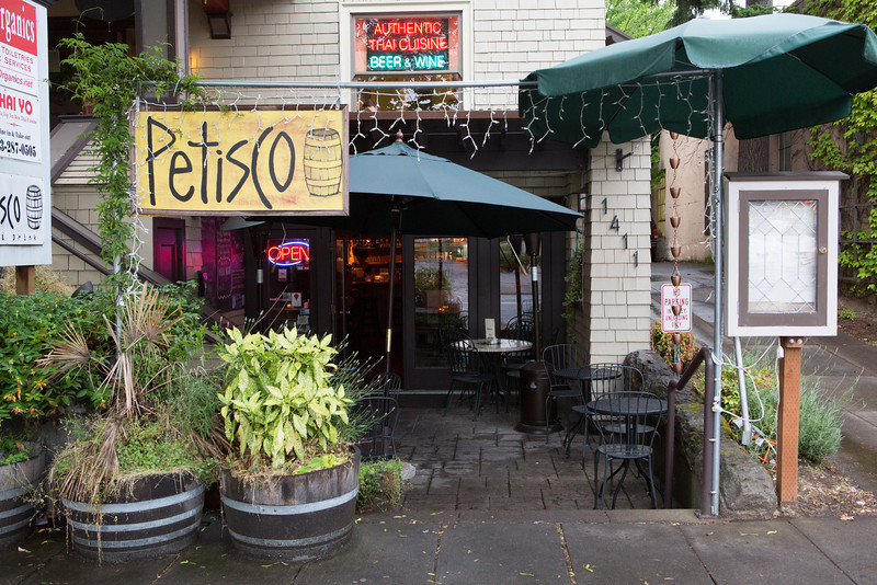 Petisco Restaurant was really good, I highly recommend them
