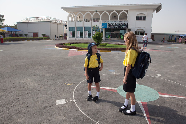 Compass International School Doha Timea Jarosova Martin Jaros