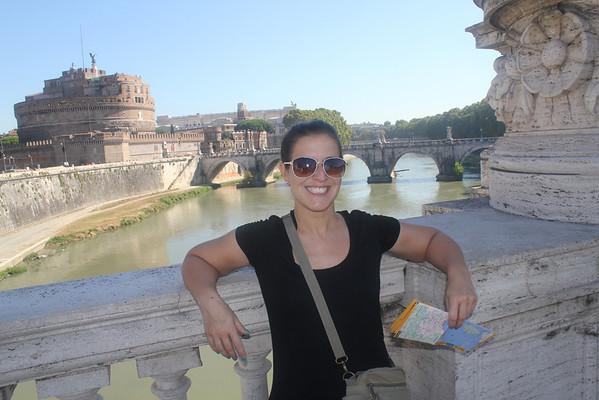2013 09 05 Italy Day 07 Rome Vatican Trevi Fountain Spanish Steps