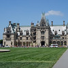 The girls toured the Biltmore mansion while I ran errands.  It claims to be the largest home in the US.