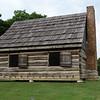 The slave quarters.