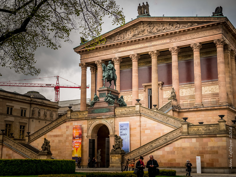 Berlin's National Gallery