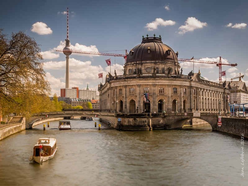 Berlin River Tour