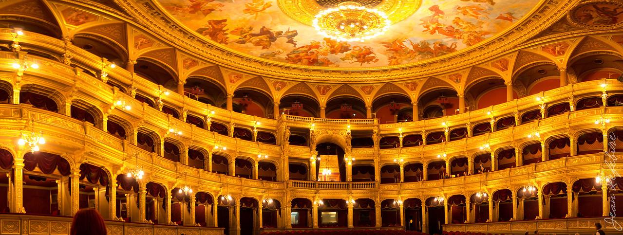 Budapest Opera Hall