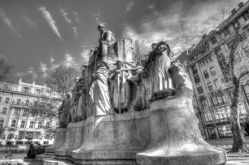 Budapest Monument