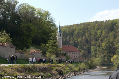 Weltenburg Abbey 2-3