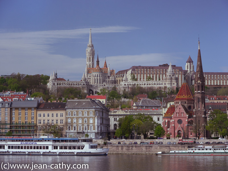 Buda part of Budapest