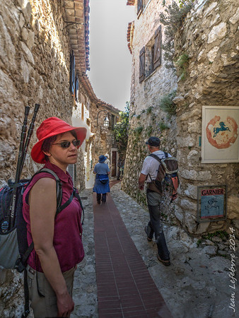 The Streets of Eze