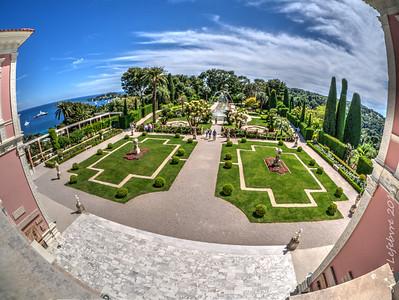 Ephrussi de Rothschild Gardens