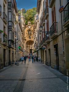 Streets of San Sebastian