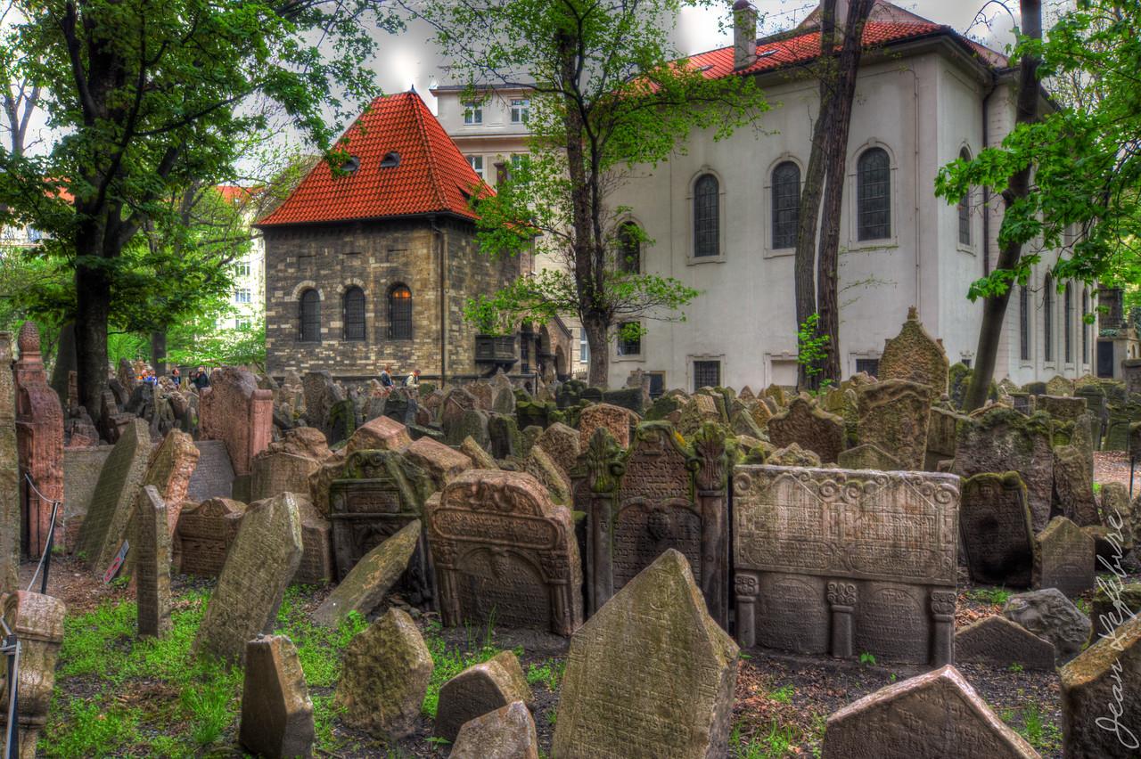Pinkus Synagogue Cemetary