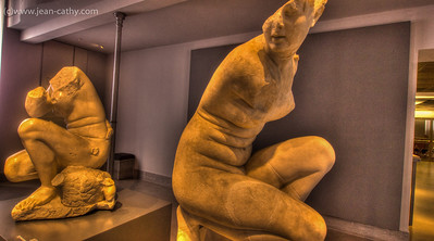HDR - I was looking at my on-line album and I had a revelation ... I like sculptures :)