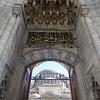 Süleymaniye Mosque entrance