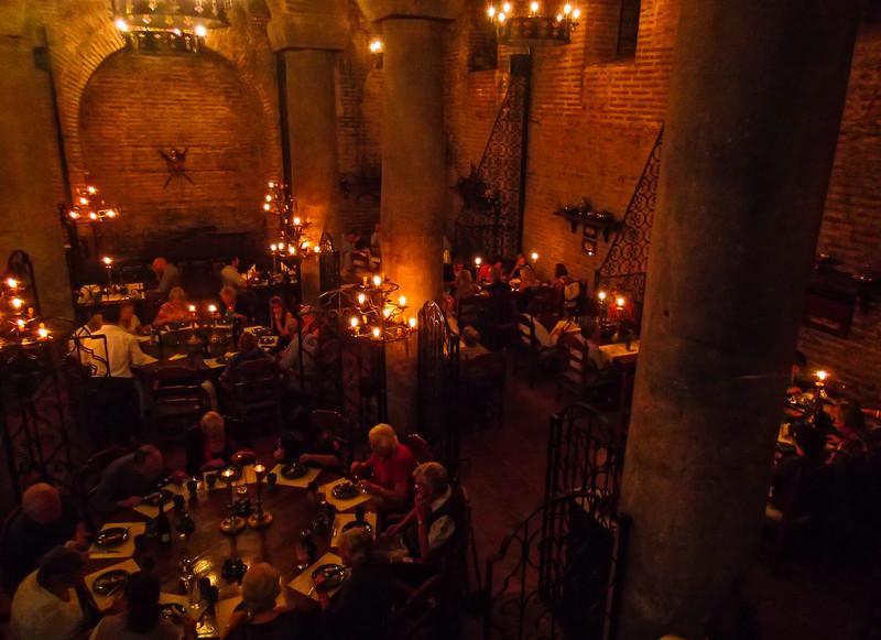 Dinner @ Sarnic Restaurant, great atmosphere