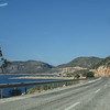 Turquoise Coast of Turkey, empty roads