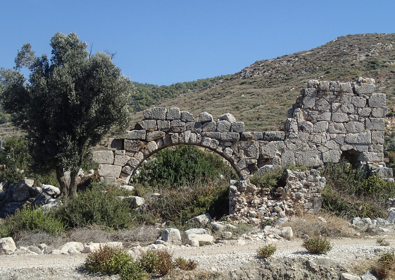 Patara ruins