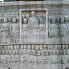 Obelisk of Theodosius - marble pedestal