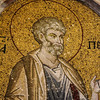Chora Church, St.Peter mosaic