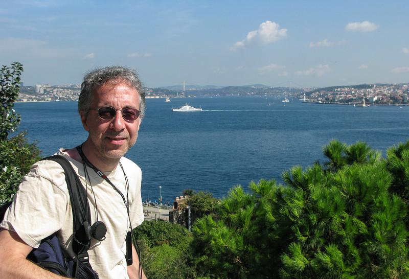 Bosphorus view from Topkapi
