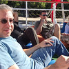 On the ferry to Meis, Greece