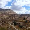 Cappadocia - Rose Valley behind Cavusin