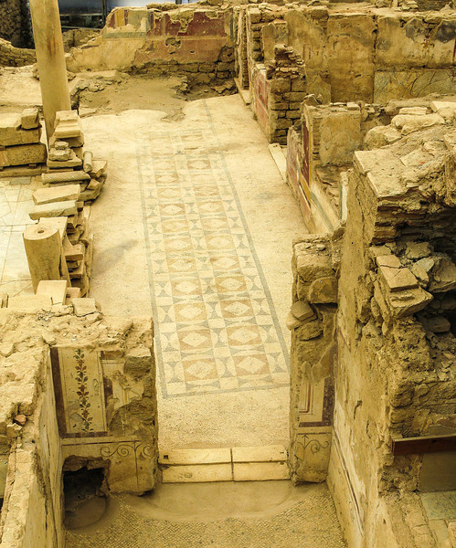 Ephesus, The Terrace Houses