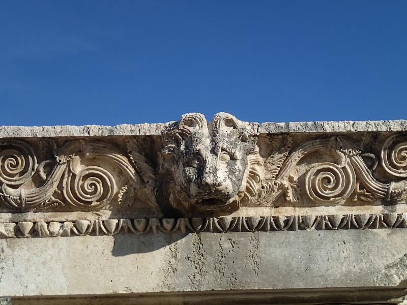 Letoon ruins