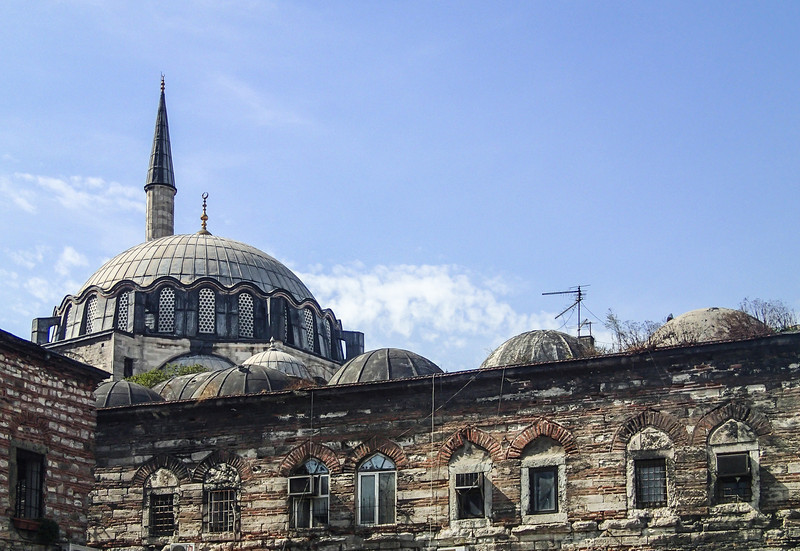 Rustem Pasha Mosque, built around 1561-1563