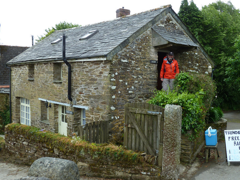 """Our little cottage at Trenderway Farm. <a href=""""http://trenderwayfarm.co.uk"""">http://trenderwayfarm.co.uk</a>"""