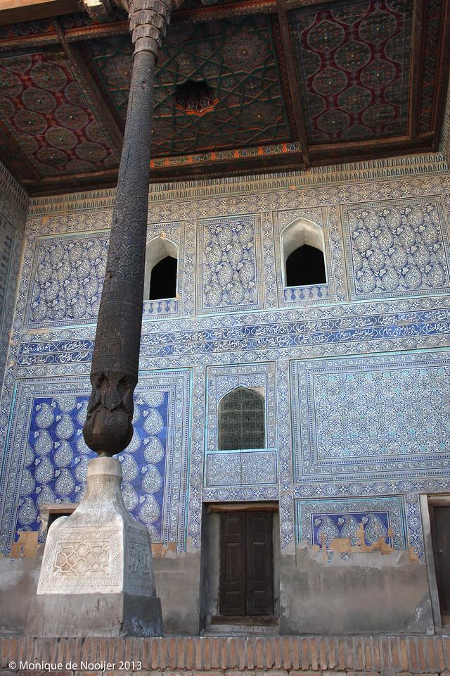 Islam Khoja Madrassa in Khiva.
