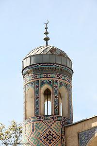 Kulkedash Madrassa in Tashkent.