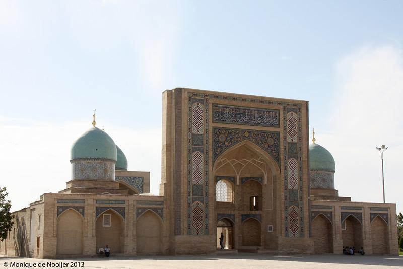 Hazrat Imam Complex in Tashkent.