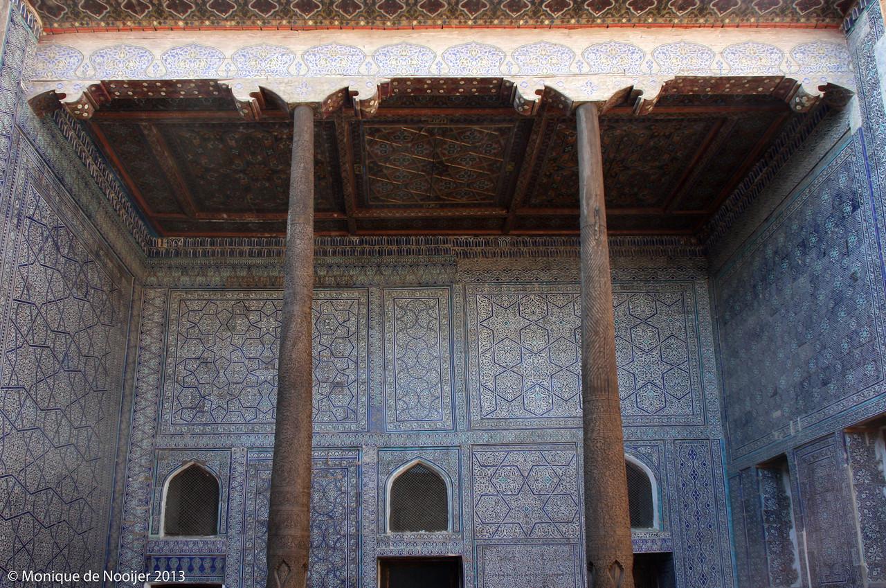 Kunya Ark in Khiva.
