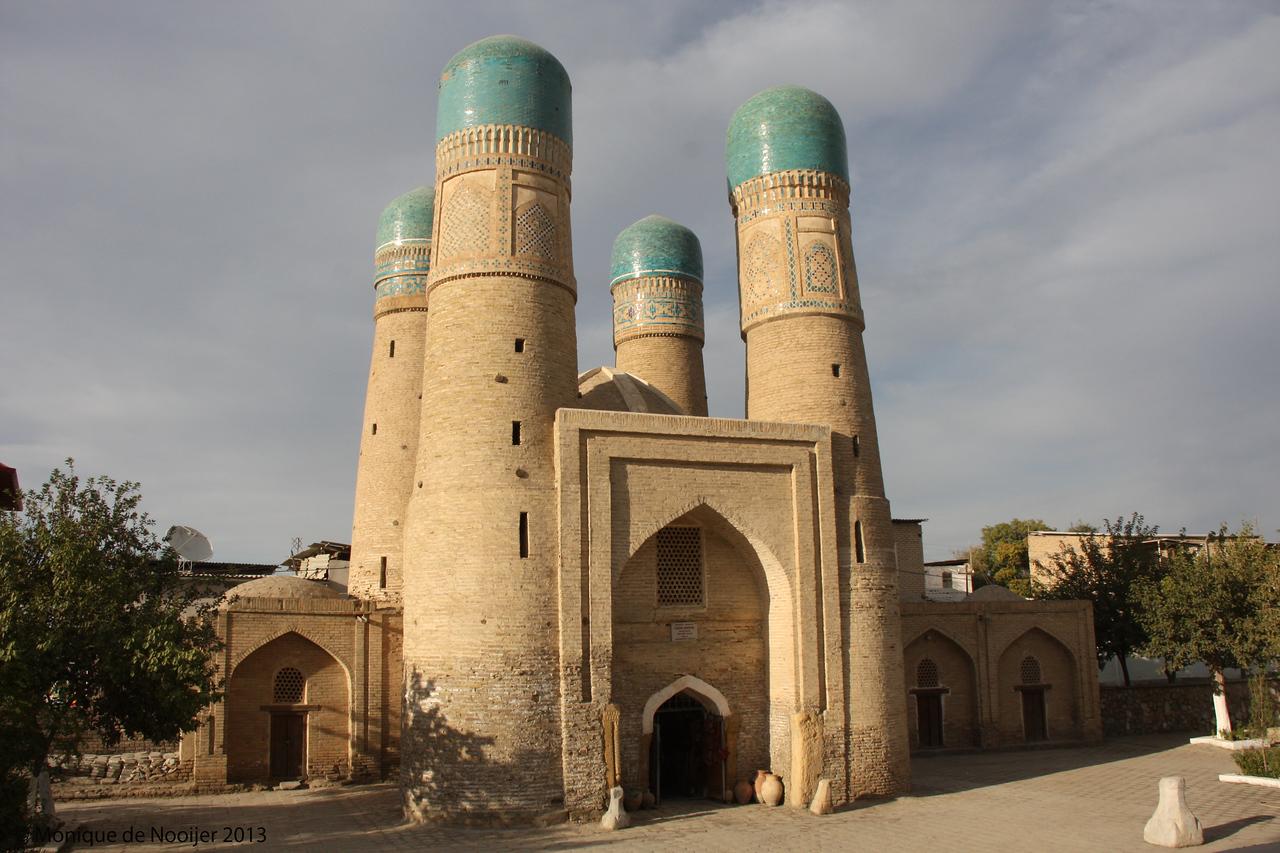 Chor Minor in Bukhara.