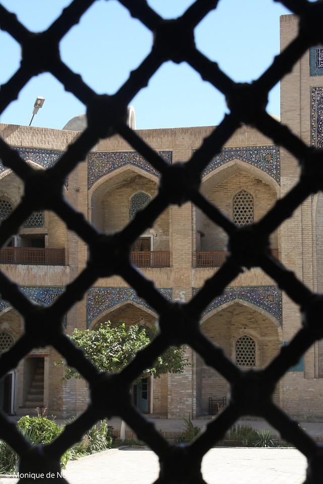 Mir-i Arab Madrassa in Bukhara.