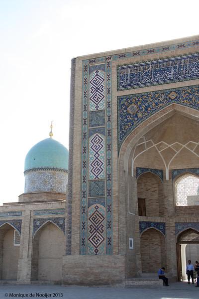 Barak-Khan Madrassa, Hazrat Imam Complex in Tashkent.