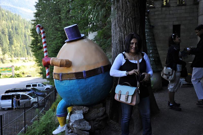 Humpty and Dumpty!