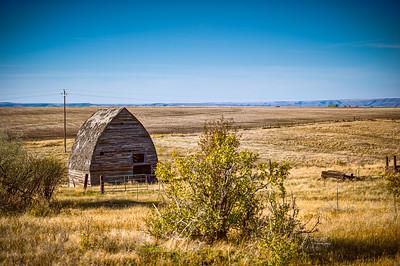 Barn in southeast Washington