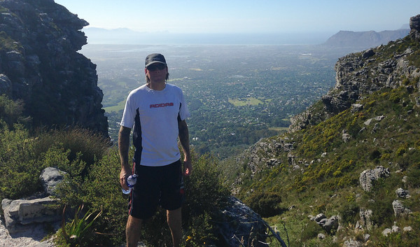 Table Mountain Run - Stuart